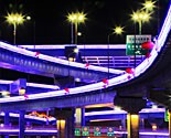 Viaduct Lighting GPS Synchronization Application