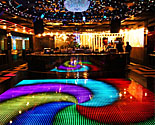 Club in Canada (LED Dance Floor)